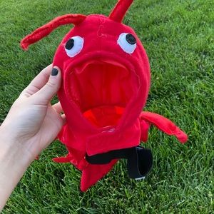 Lobster Halloween Dog Costume